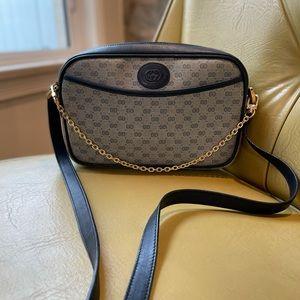 Gucci 1990's Camera Bag